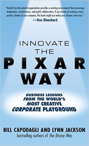 InnovatethePixarWay