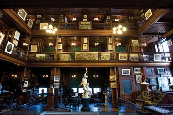 Thomas Edison Library