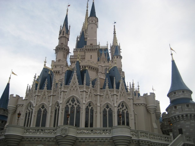 Cinderella Castle 2