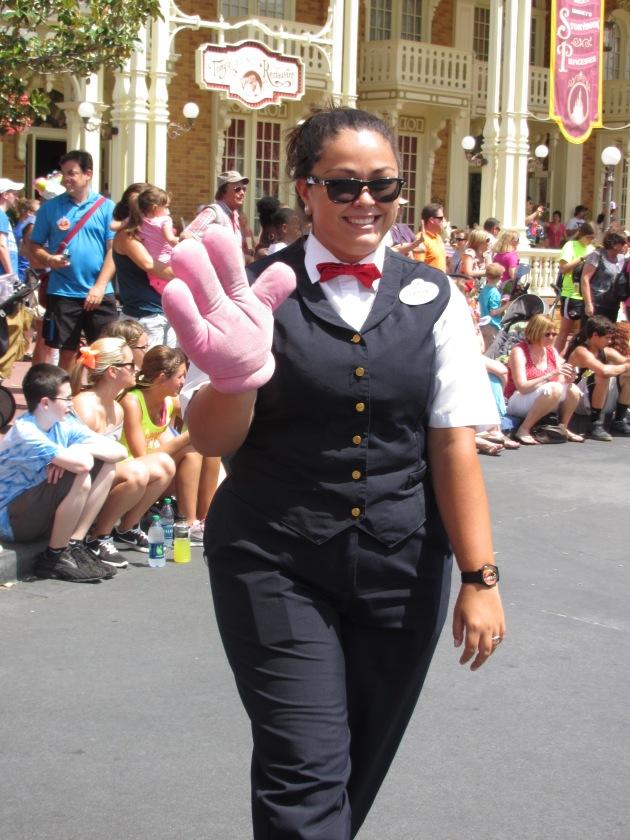 Disney Cast Member 2013