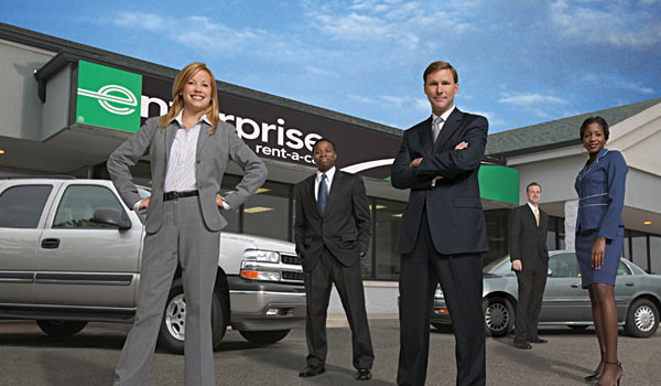 Enterprise And Alamo Used Rental Car Sales
