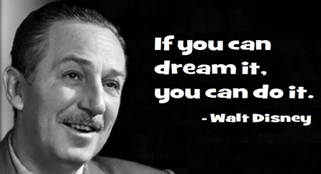 WD Quote Dream It Do It