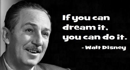 WD Quote Dream It Do It