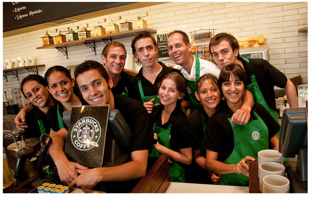 SB Barista group