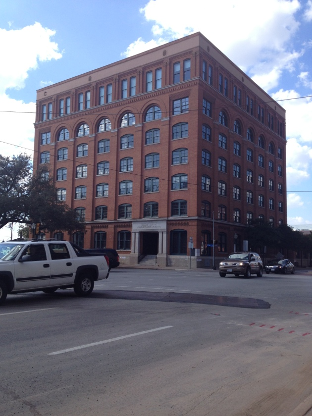 Texas Book Depository - 6th Floor Museum