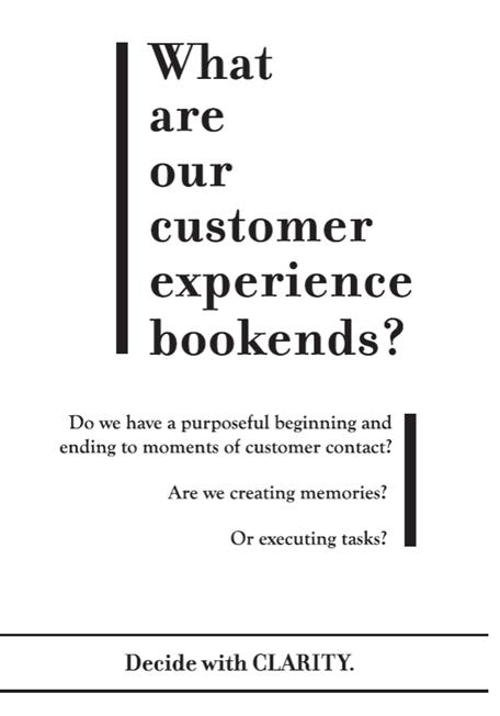 ExperienceBookends