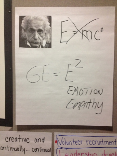 One-upping Einstein.