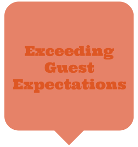 Exceeding Guest Expectations