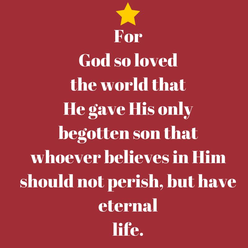 John 3:16   27gen