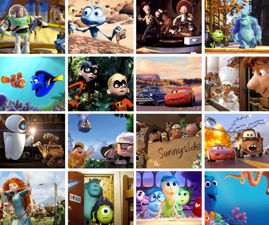 Behind The Scenes At Pixar: How To Manage A Creative
